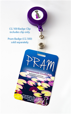 CG 100 - Badge Clip